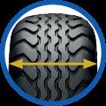 Flotation+ Tyres