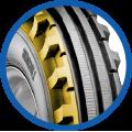 Lug Ring Tyre