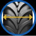 Traxion Vredestein tyres