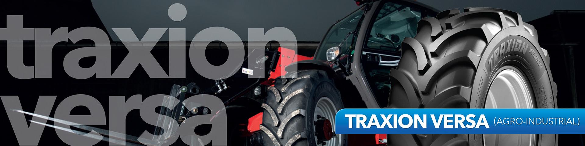 Traxion Versa Tyres