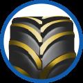 Traxion tractor Tyres